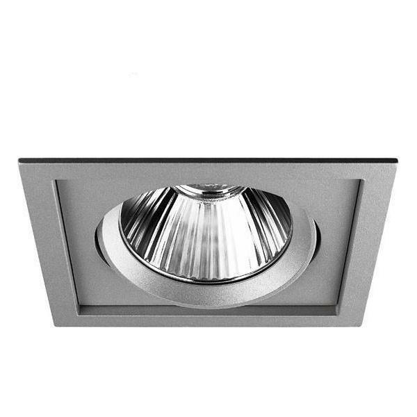 LTS Licht&Leuchten LED-Einbaustrahler SCEKLP 10.3040.15 ws IP20 Licht&Leuchten
