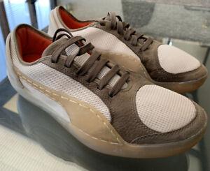 Nuevo-Puma-Alexander-McQueen-039-mi-pie-izquierdo-034-Zapatillas-UK-7-nos-8-EUR-41