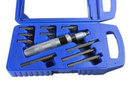 US PRO Hand Impact Driver Set Adapter Bit Set Heavy Duty Drive Hammer 1611