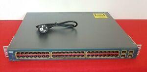 Cisco-WS-C3560G-48PS-S-Gigabit-PoE-Switch-48-Ports-3560G-10-100-1000