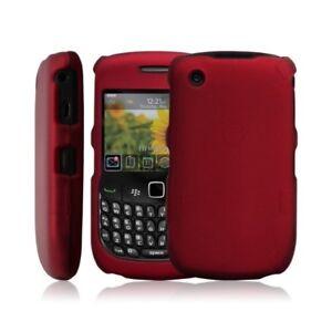 Housse-etui-coque-rigide-pour-BlackBerry-Curve-8520-couleur-noir-Film-protecte