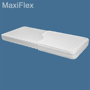 maxiflex 1761 wellness 7 zonen matratze 140x200 h3 bis. Black Bedroom Furniture Sets. Home Design Ideas