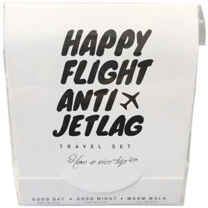 Happy Flight Anti-Jet lag travel set