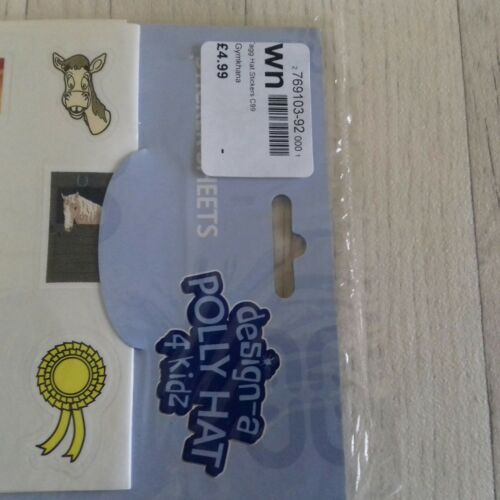 Tagg riding hat stickers horse riding children/'s  Gymkhana and letters numbers