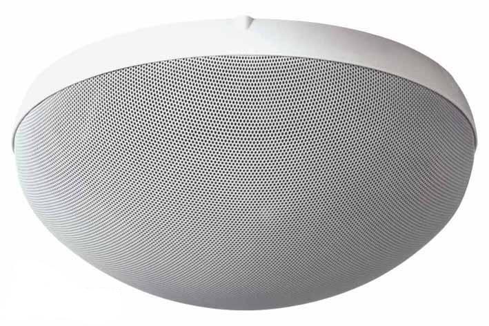 TOA H-2WP 2-Way Dome Indoor   Outdoor Wall Mount Speaker
