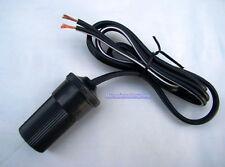 12v Female Car Cigarette Lighter Socket Plug Connector Power Outlet Adapter AC