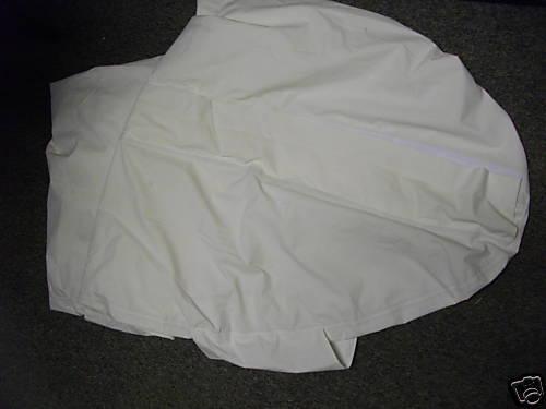 BW German Army Sleeping Tasche Cover Bivy BiviTasche Weiß KSK texplorer