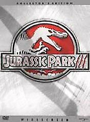 Jurassic-Park-III-Collector-039-s-Edition-DVD-Bilingual-Free-Shipping-In-Canada