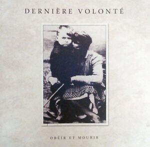 DERNIERE-VOLONTE-Obeir-Et-Mourir-2CD-Death-in-June-Der-Blutharsch-Blood-Axis