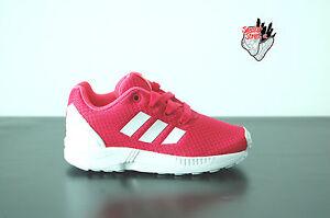 Details about Adidas Originals ZX Flux Kids/Juniors purple red size uk 7.5  / uk 8.5 m21123