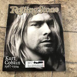 ROLLING STONE MAGAZINE #683 KURT COBAIN NIRVANA TRIBUTE ISSUE JUNE 2, 1994