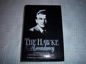 The-Hawke-Ascendacy-By-Paul-Kelly-Book
