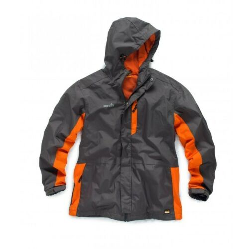 Scruffs Work Jackets Various Styles Men/'s Worker Fleece Coats Softshell Black