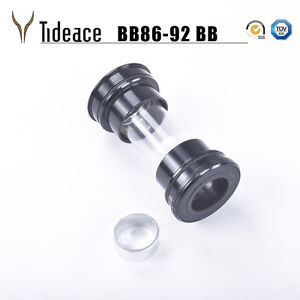95g BB86 BB92 Bearings Press-fit Bicycle Bottom Bracket For 24mm//22mm Crankset