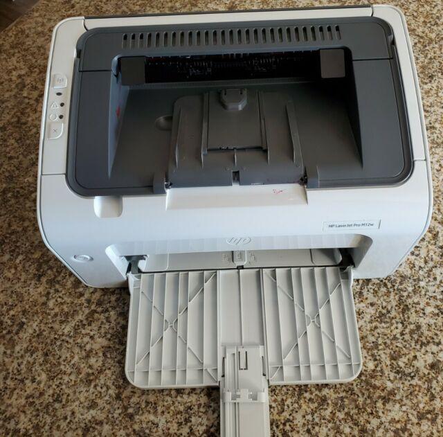 Hp Laserjet Pro M12W Software / Buy Hp Laserjet Pro M12w Wireless ...