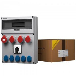 Distribution-Board-Power-Box-Size-3x16-1x32-5x230V-Cam-Switches-0-1-Doktorvolt