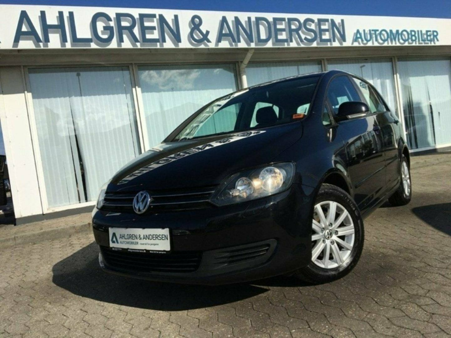 VW Golf Plus 1,6 TDi 105 Comfortline 5d - 89.900 kr.