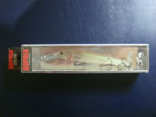 RAPALA  DOWN DEEP HUSKY JERK  DHJ12 GMN MADE IN IRELAND