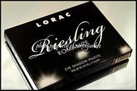 Lorac Riesling Romance Eye Shadow Eyeshadow Palette 7 Shades Brand In Box