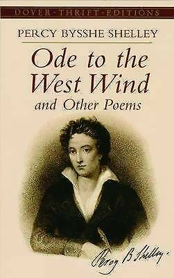 1 of 1 - Selected Poems by Percy Bysshe Shelley (Paperback, 1993)