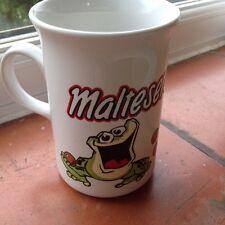 MALTESERS VINTAGE RETRO Mug  Collectible Chocolate Frog Bear MARS