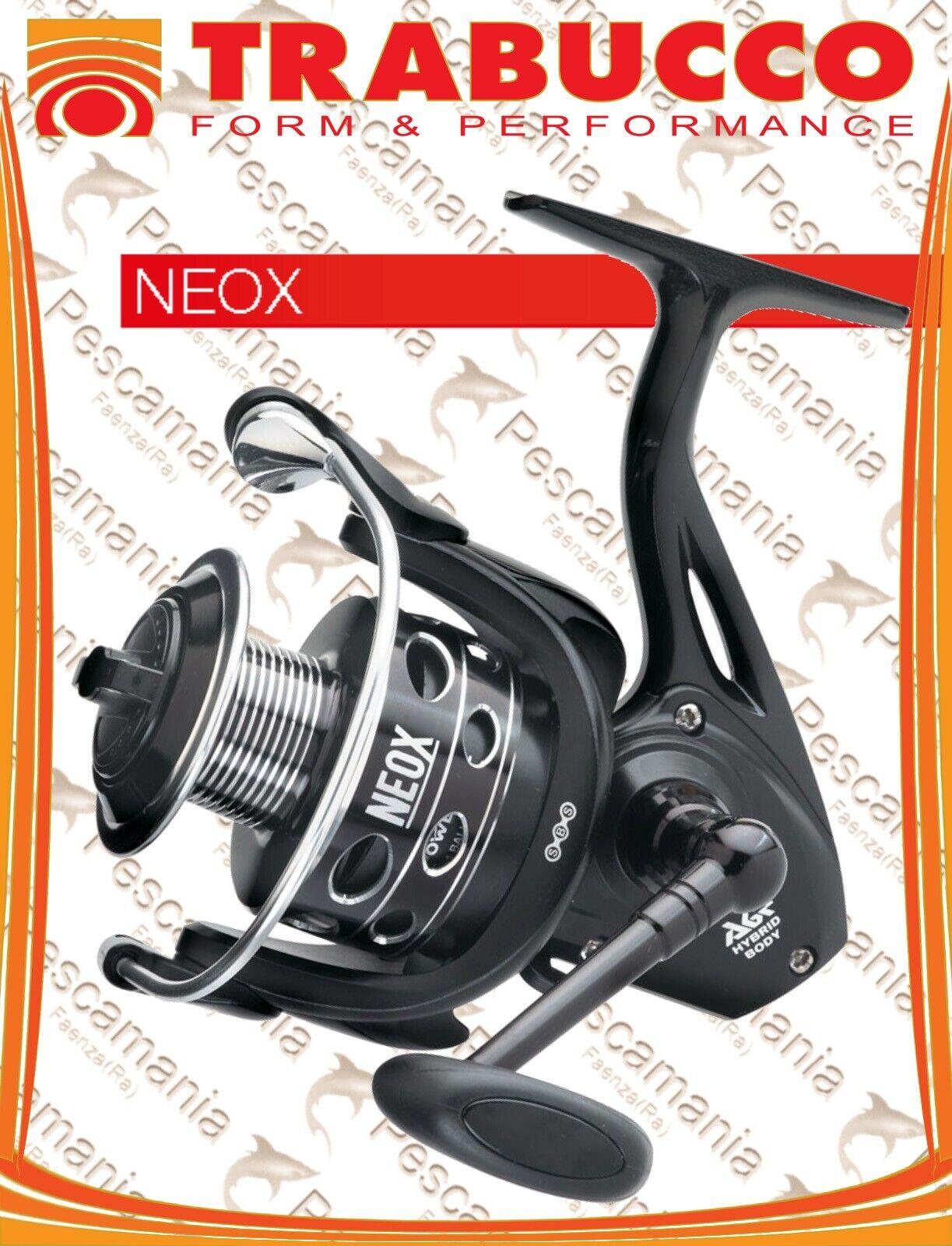 Mulinello Trabucco NEOX FD 2000-3000-4000-6000