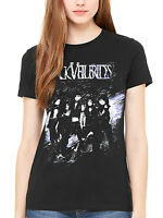 Official Black Veil Brides Sloppy Copy Women's T-Shirt Rock Band Merch BVB