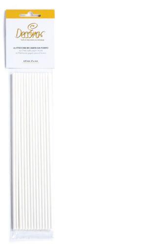 Pioli plastica 30 cm set 12 polipropilene per più piani livelli torte Rotex