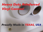 Fresh /& Tasty PIZZA Banner Sign NEW Larger Size Best Quality for the $