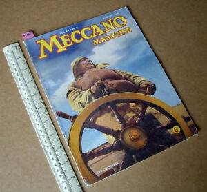 1941-Home-Front-Meccano-Magazine-Boys-Hobby-amp-Craft-Projects-Engineering-News