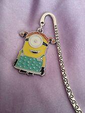 1 girl minion bookmark