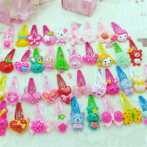 Wholesale-20-pcs-Baby-Girls-Kids-Mix-Styles-Assorted-HairPin-Hair-Clips-Jewelry