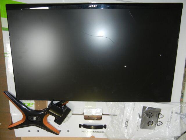 Acer Predator GN276HLbid 69 cm 27 Pollici Monitor Difetto Conto D38179