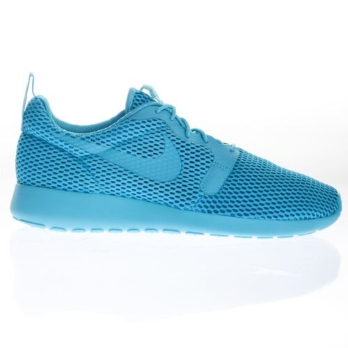 Nike Damen Roshe One Hyperfuse Atmen Low Top Fitness Running Sportschuhe Blue