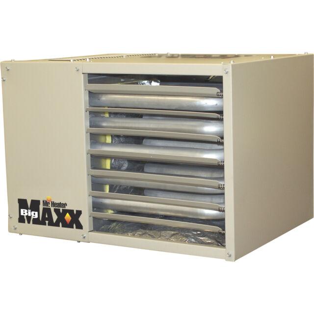 Lennox 80 Efficiency Horizontal Garage Unit Heater 75k For Sale Online Ebay