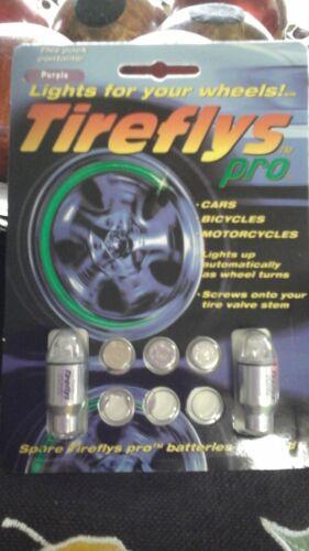 bundle of tireflys lights for your wheels 6 different lights for your wheels