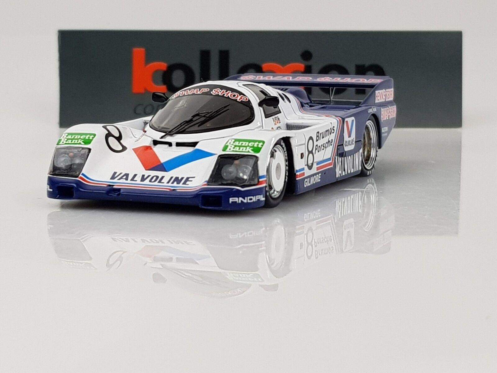 SPARK S0947 Porsche 962 C n°8, Winner NB 24 Hours of Daytona 1985 1.43 NB Winner 4b65d3