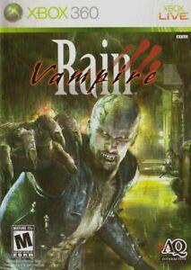 Vampire-Rain-Microsoft-Xbox-360-X360-Game