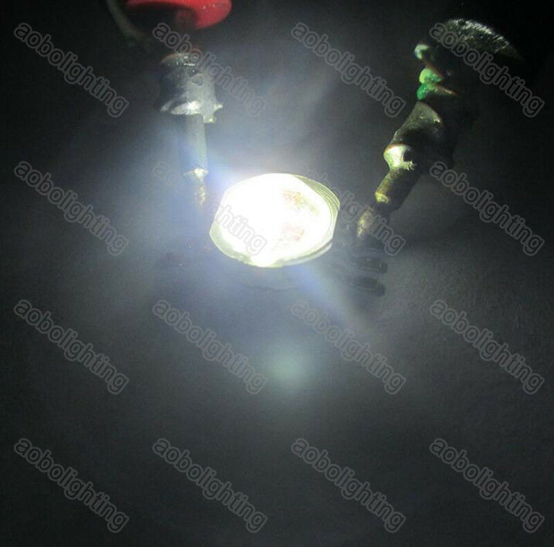 5X 10W RGBWY UV 6IN1 led bead Lamp for Stage Lights Wall Washer Outdoor Lighting