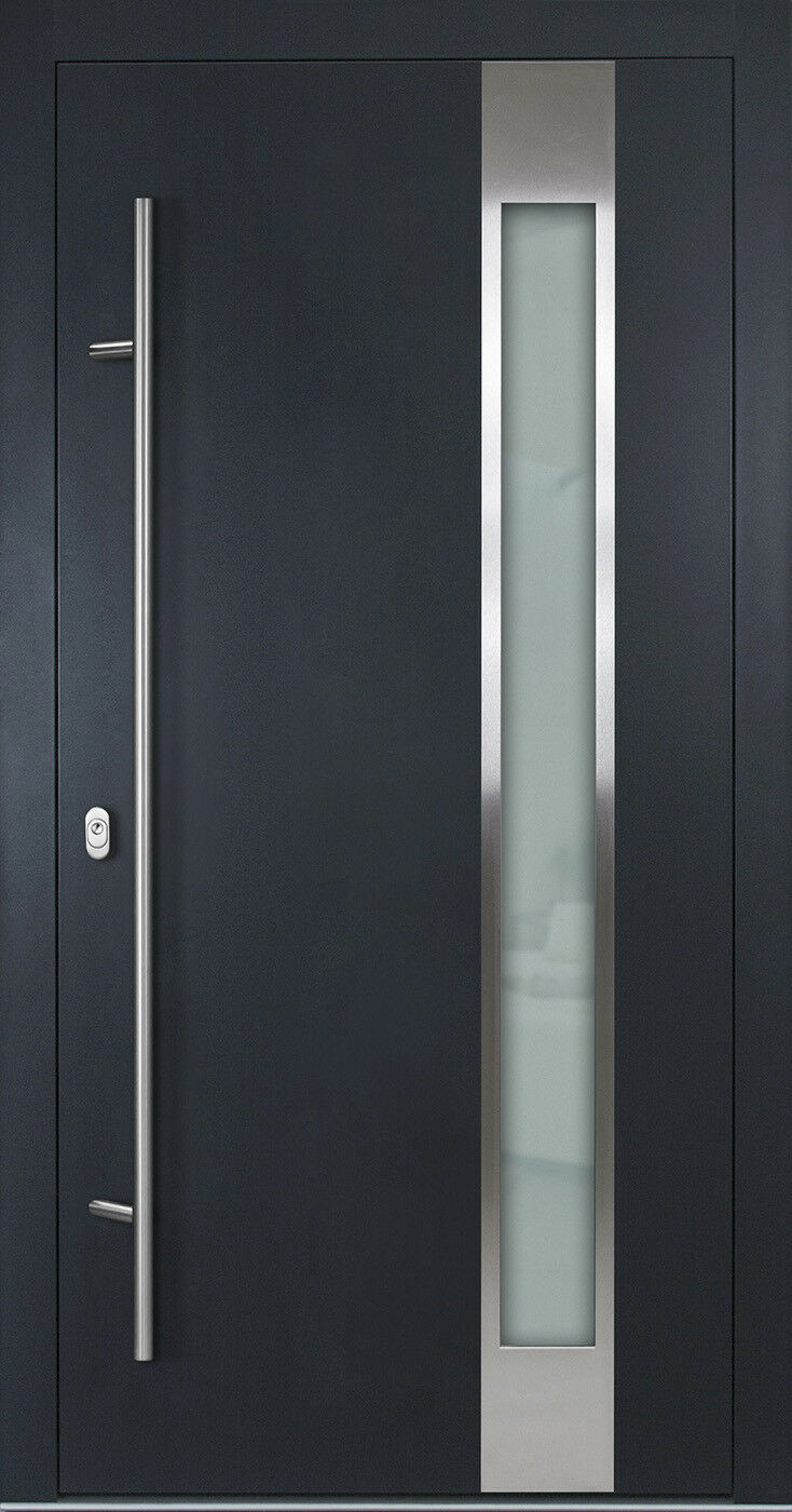 DS904 92mm Haustür Serie Ultra-Energiespar ALU Aluminium  0,78 W/m²K  + GRATIS