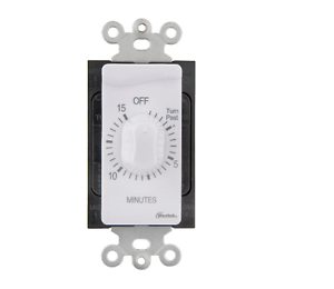 Indoor Mechanical Countdown Timer Dial White Light Switch ...