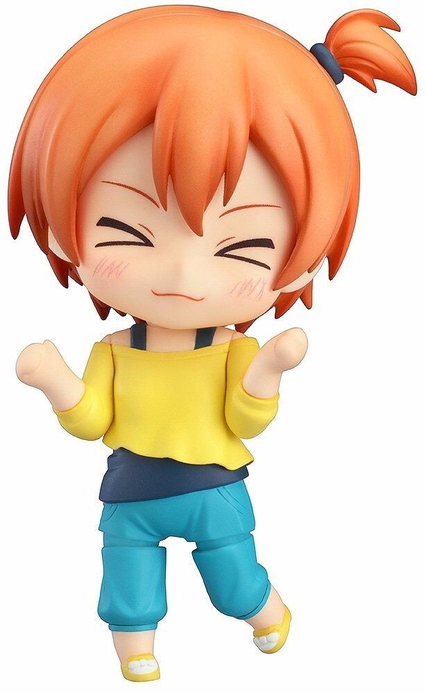 Nendoroid 562 LoveLive  Rin Hoshizora Training Outfit Ver. Figure NEW from Japan