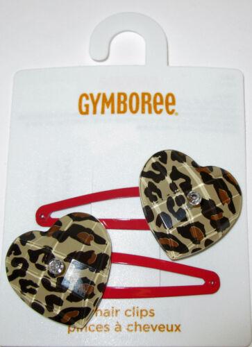 Gymboree Snap Clip Barrettes Your Choice Horses Citrus Spring Pugs Sweet NOC