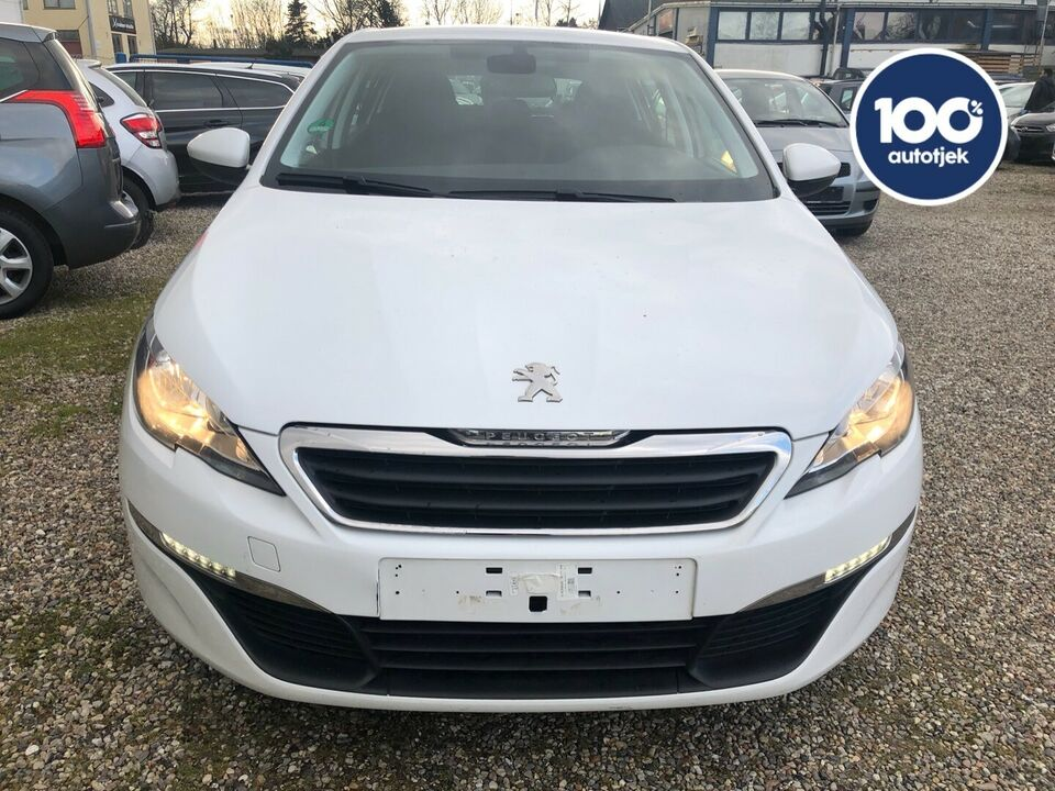 Peugeot 308 1,6 BlueHDi 120 Active Diesel modelår 2016 km