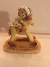 "Cherished Teddie Very Rare ""BETH...Bear Hugs"" Released In 1991"