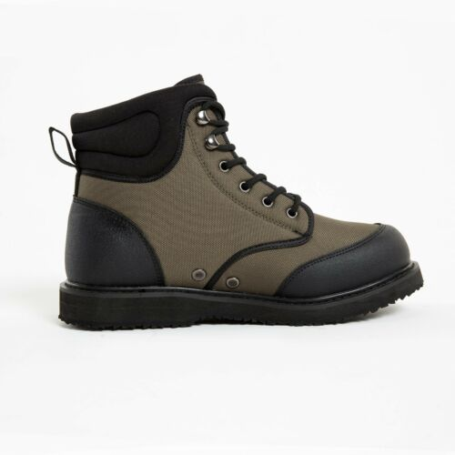 DUCK AND FISH Men/'s Sticky Rubber Sole Wading Shoe