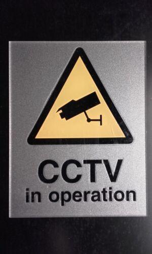 CCTV en Opération Perspex SIGNE