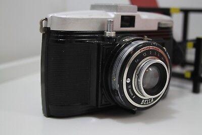 (d) Bilora Bella 55. Made In Germany.