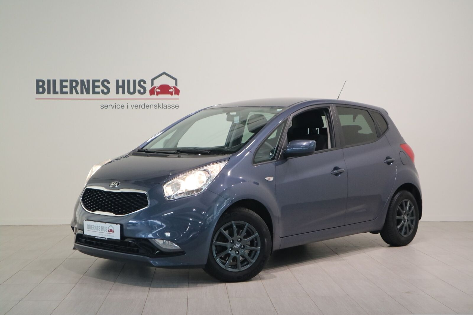Kia Venga 1,6 CRDi 128 Attraction