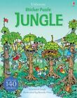 Sticker Puzzle Jungle by Susannah Leigh (Paperback, 2015)